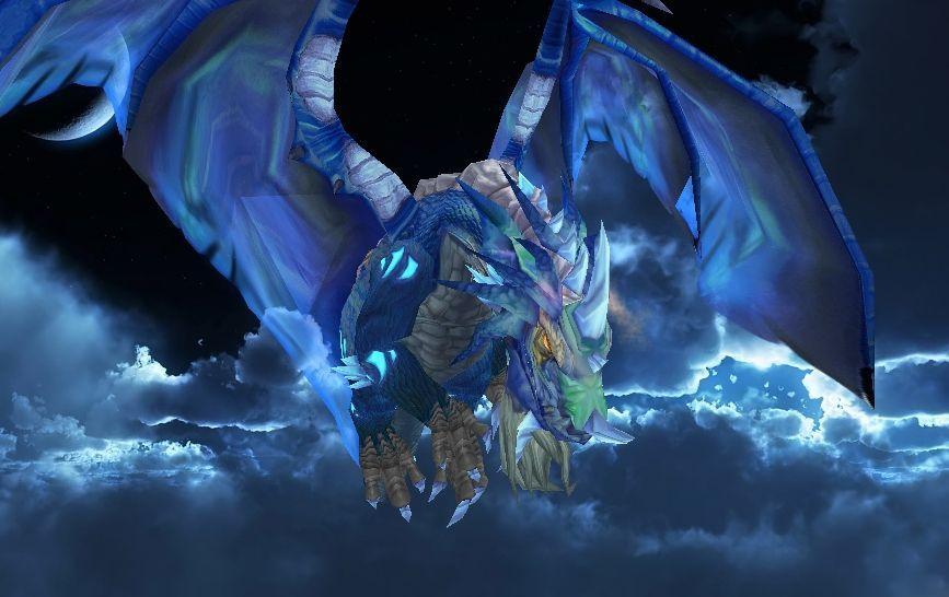 Además, comienza la Guerra del Nexo contra Malygos y su vuelo azul. ¿Dónde ocurre la batalla final?