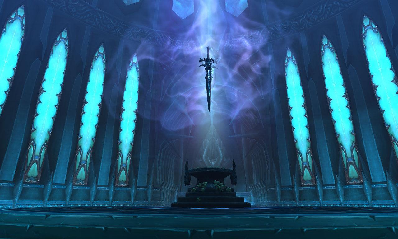 ¿Con qué dos personajes míticos compartimos lucha contra Arthas en las Cámaras de Reflexión?