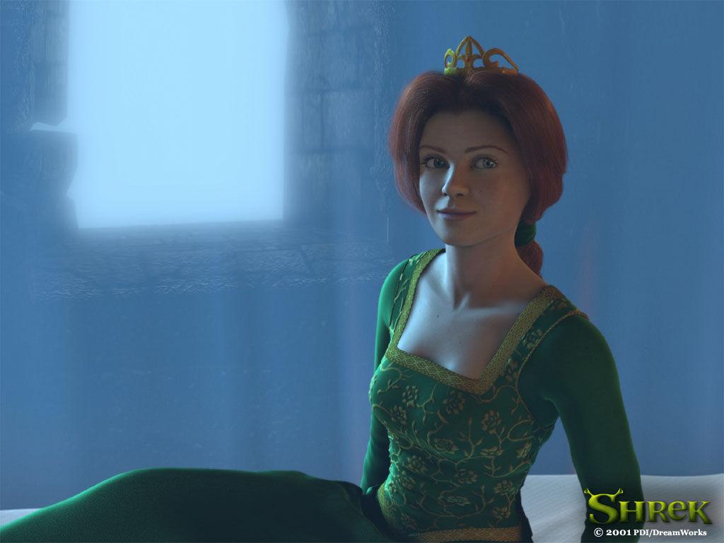 En la primera película, ¿quién encarga a Shrek la misión de rescatar a la princesa Fiona?