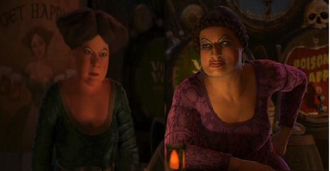 ¿Como se llaman las hermanastras feas de Cenicienta?
