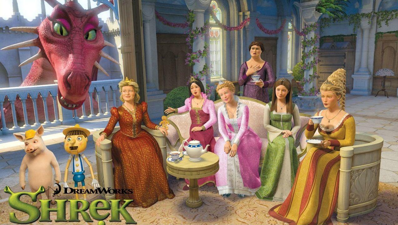 ¿Qué le regala Blancanieves a Fiona para sus bebés?