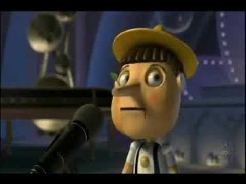 ¿Qué mentira dice Pinocho para que su nariz crezca cuando intentan rescatar a Shrek del calabozo?