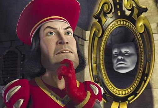 Lord Farquaad deseaba ser Rey de: