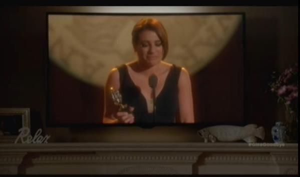 ¿Que importante premio entragan a Rachel en el último capítulo?