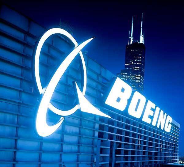 ¿En qué año se fundó la empresa Boeing?