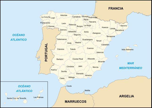 La organización del estado: ¿Cuál seria la ideal para España?