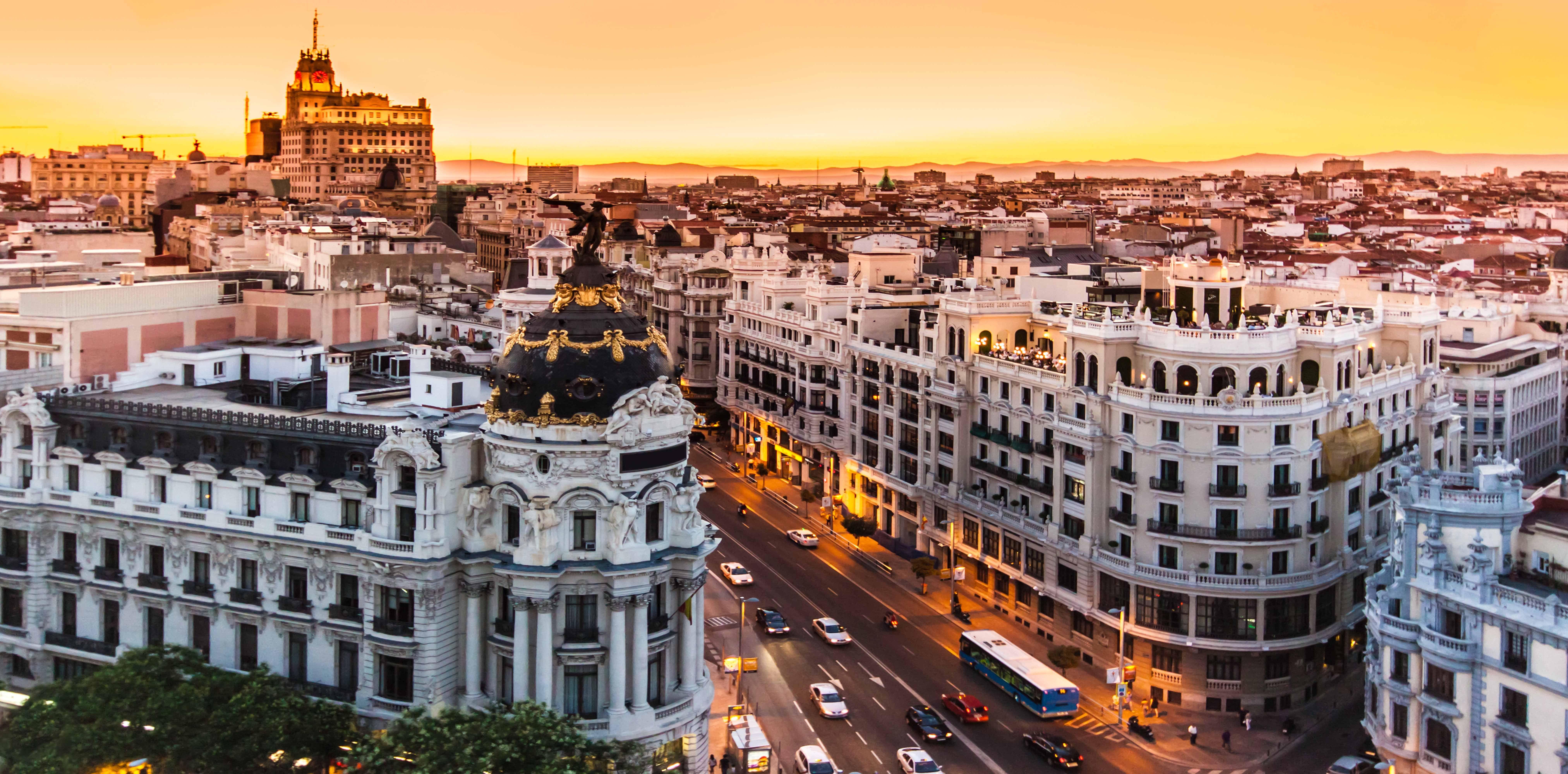 ¿Cuál es uno de los mayores problemas ambientales que está sufriendo la ciudad de Madrid?
