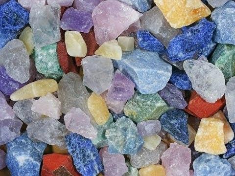 3606 - ¿Cuántos Minerales eres capaz de reconocer?