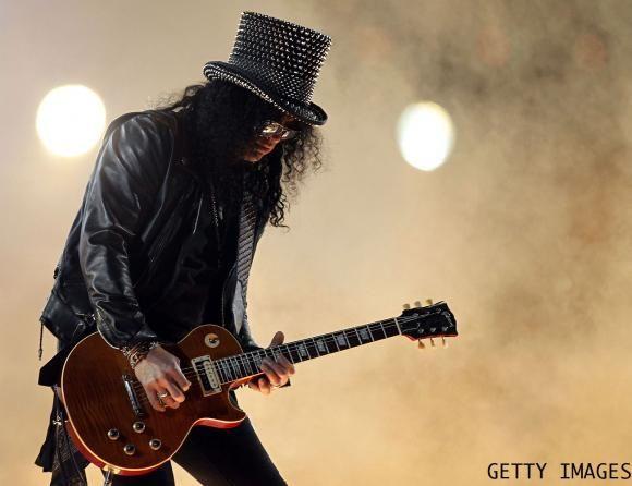 ¿Cuál es el nombre verdadero de Slash?