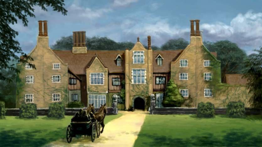 Los cuatro niños van a una gran mansión donde vive un doctor. ¿Cuál es su nombre?