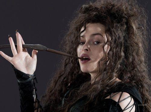 ¿Quién mata a Bellatrix en la segunda parte?