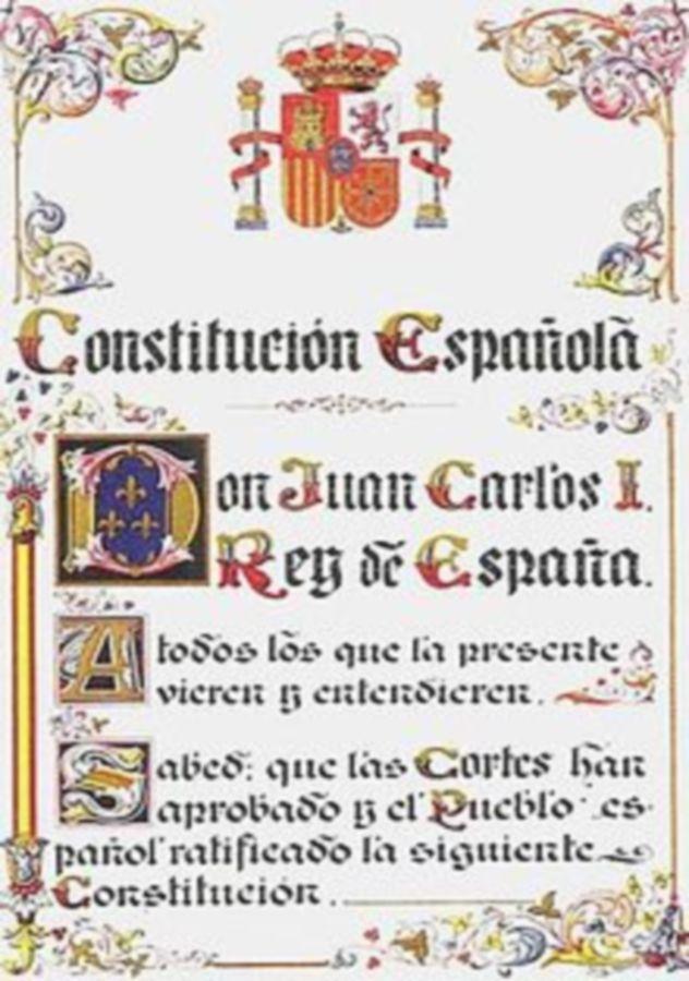 La constitución ¿Hay que reformarla?