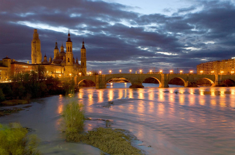 ¿En que año fueron nombrados los componentes del grupo hijos predilectos de Zaragoza?