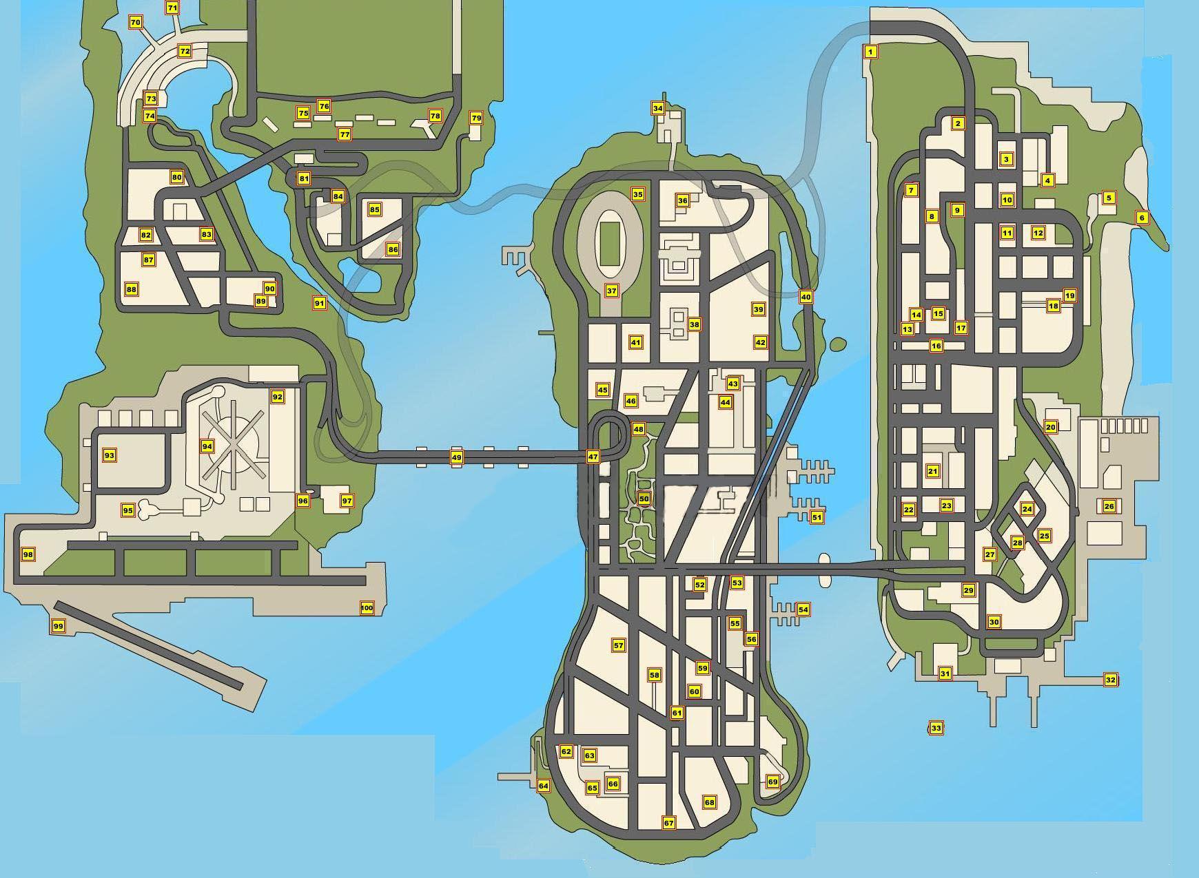 ¿A qué juego pertenece este mapa?