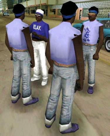 Y por último... ¿En qué GTA podemos toparnos con bandas callejeras?