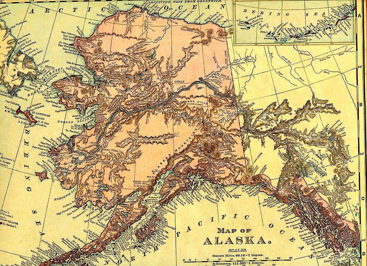 En 1867, Rusia vendió los territorios de Alaska a Estados Unidos, ¿ cuánto se pagó por estos territorios ?