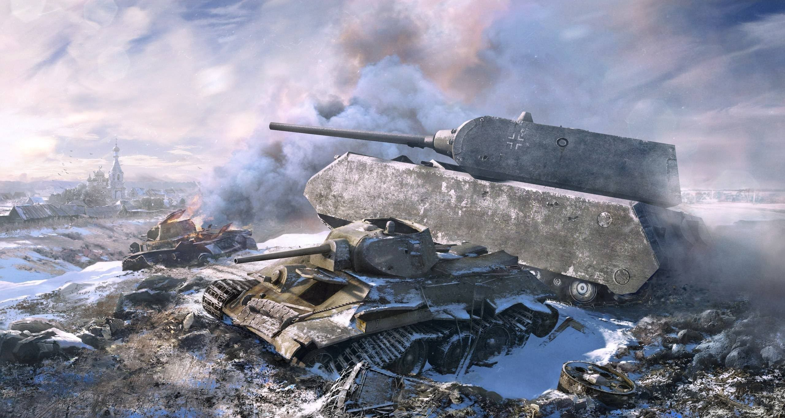 En 1941, Hitler encargó el diseño del tanque más pesado de la historia, ¿ qué nombre tenía este titán de acero ?