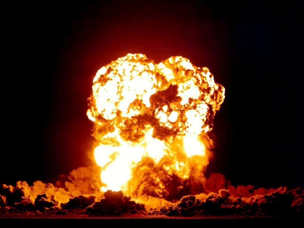 ¿ Cual fué la mayor explosión registrada por el ser humano ?