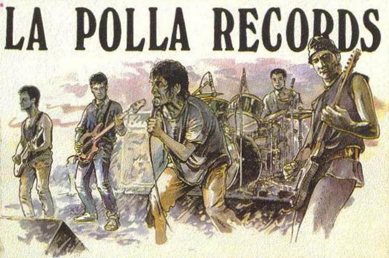 ¿Cuál era la causa de la rivalidad entre los grupos vascos de Punk Eskorbuto y la P*lla Records?