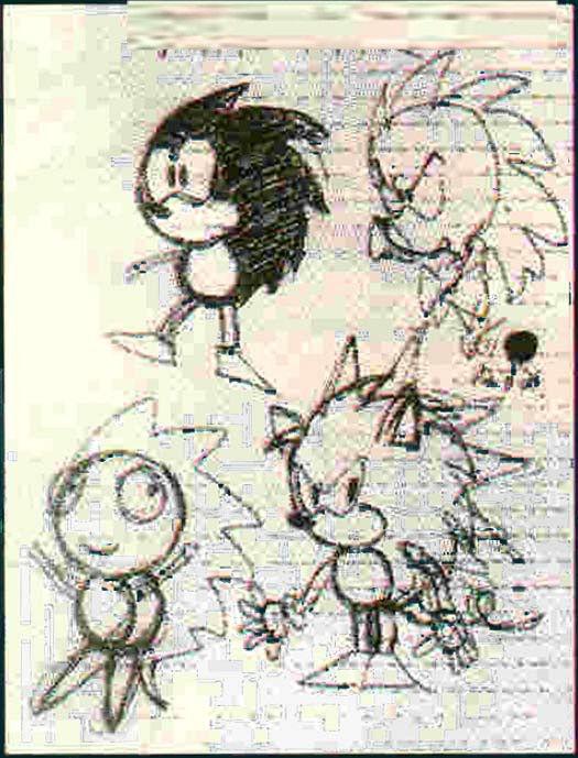 En un principio se suponía que Sonic tendría otro nombre, ¿cuál era?