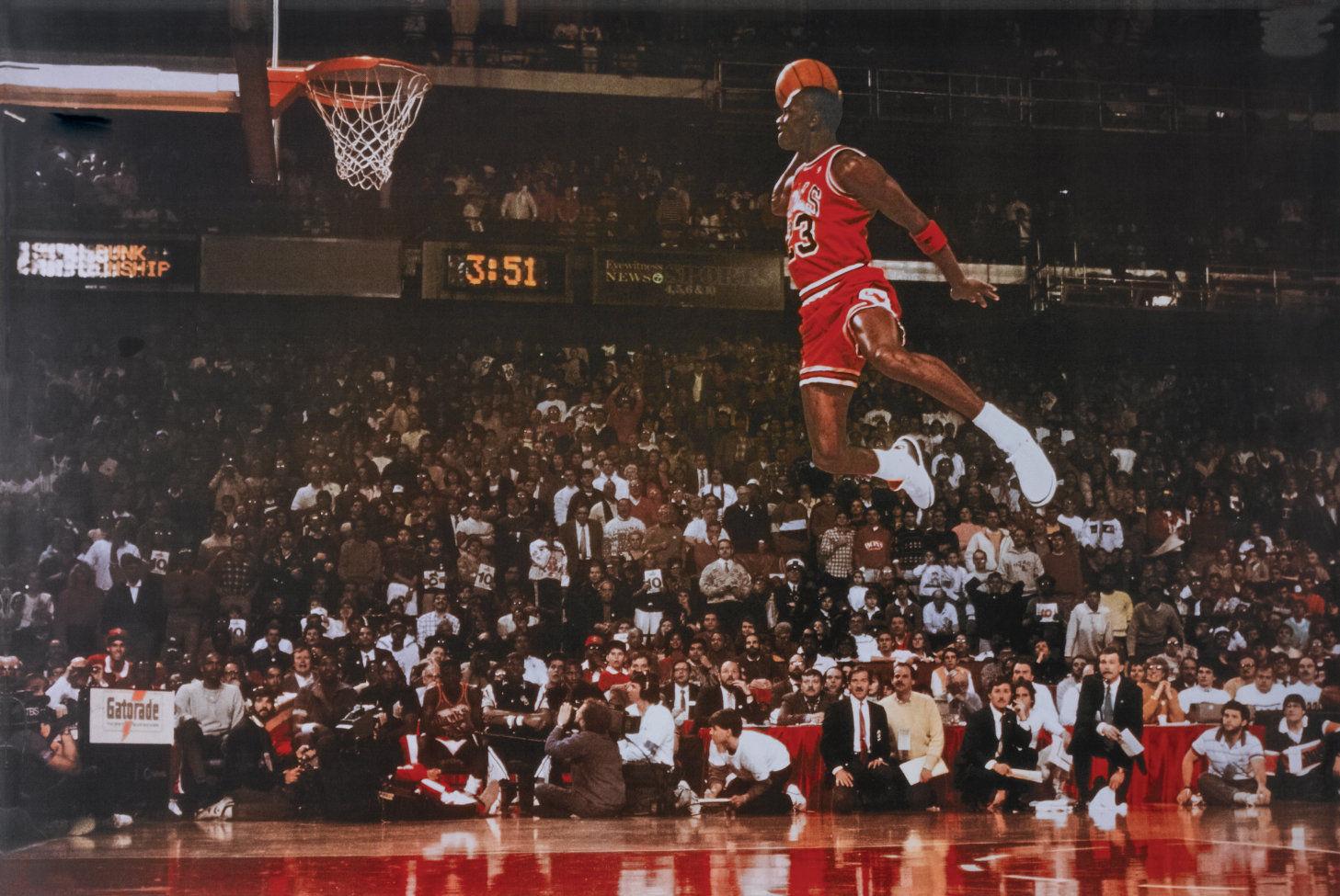 Empezamos por una fácil, además del número 23, ¿qué otro número llevó Michael Jordan?