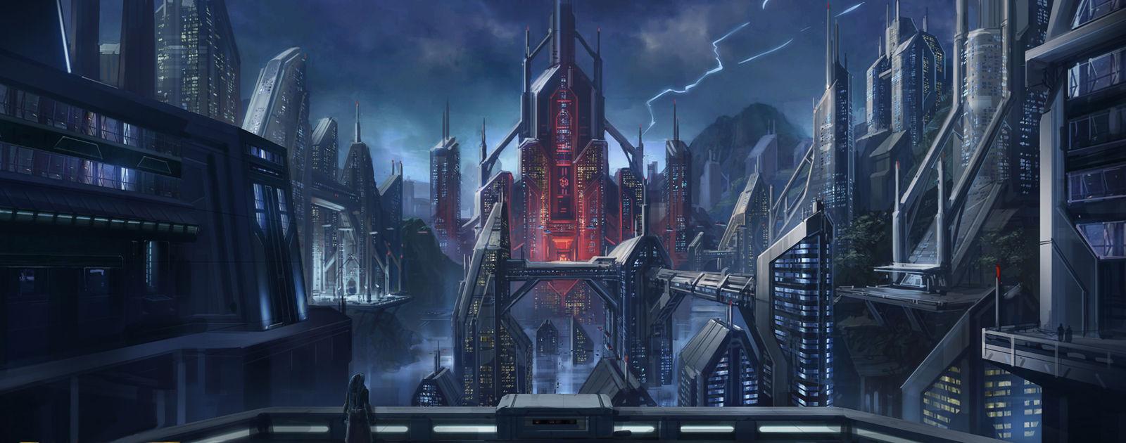 ¿Cuál era la capital del Imperio Sith durante la Guerra Fría?