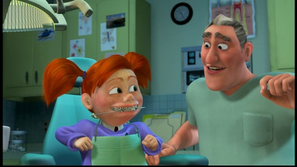 ¿Cómo se llama el dentista?