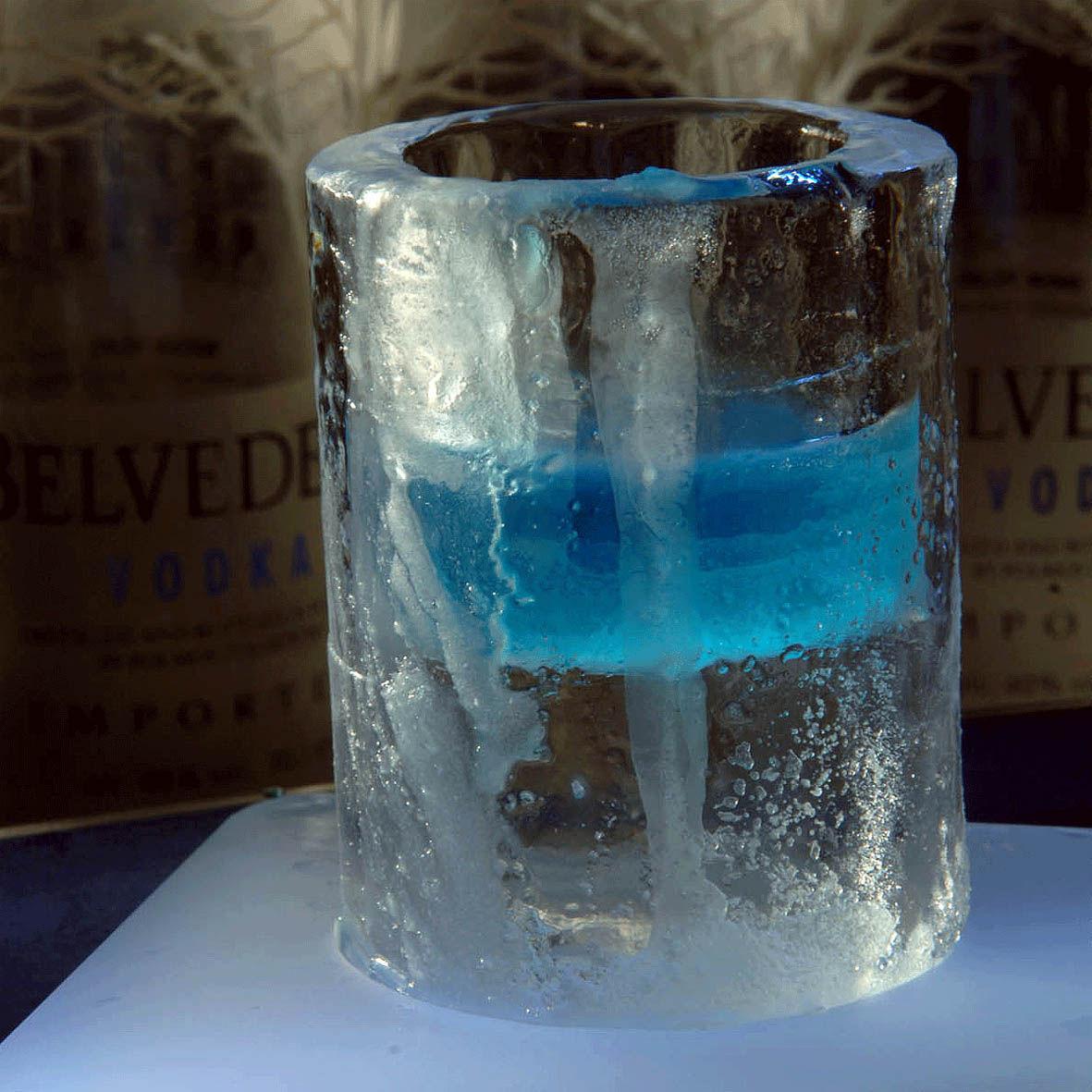 ¿Es correcto decir «un vaso de agua» para referirse al contenido de este recipiente?