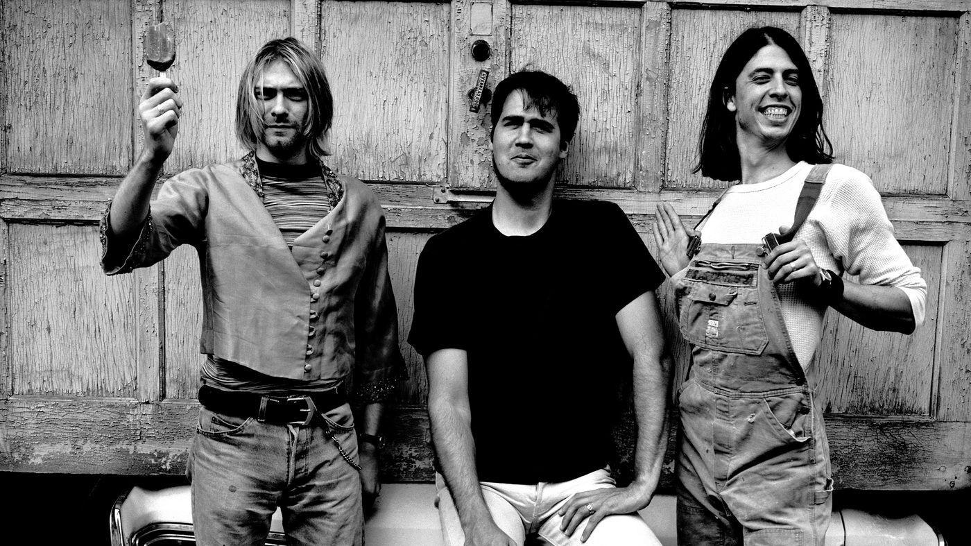 ¿Porqué la banda nunca toca canciones de Nirvana?
