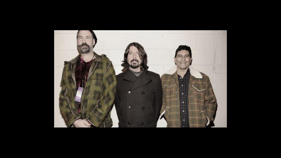 ¿Cuál integrante actual de la banda tenía un papel similar al de Rami Jaffee en NIrvana acompañando a Grohl, Cobain y Novoselic?
