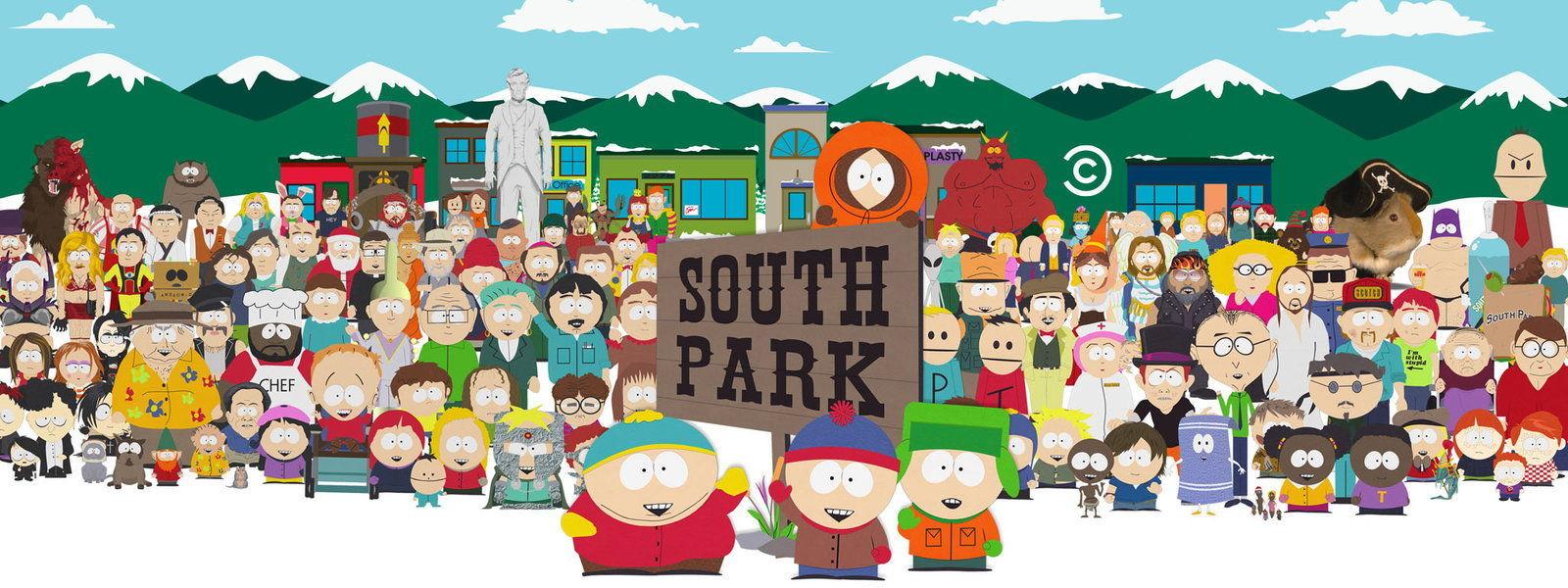 4740 - ¿Conoces a los personajes de South Park?