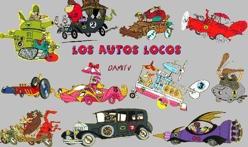 4749 - REMEMBER ¿Cuánto recuerdas de los Autos Locos?