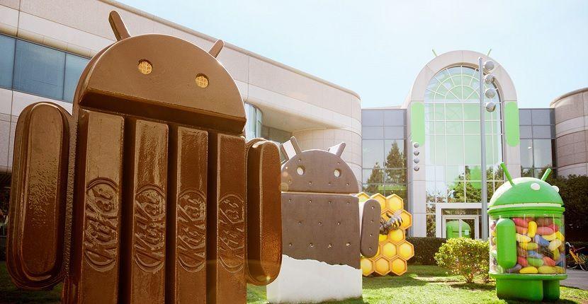 ¿A qué empresa pertenece Android?