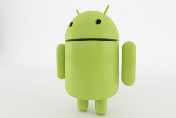¿Cómo se llama el robot icono de Android?