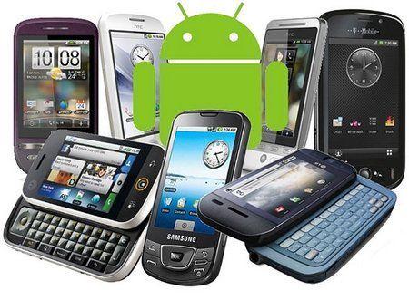 ¿Cuál fue el primer móvil con el sistema operativo Android?