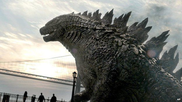 Si te nombro a Godzilla, ¿qué coche se te pasea por tu mente?