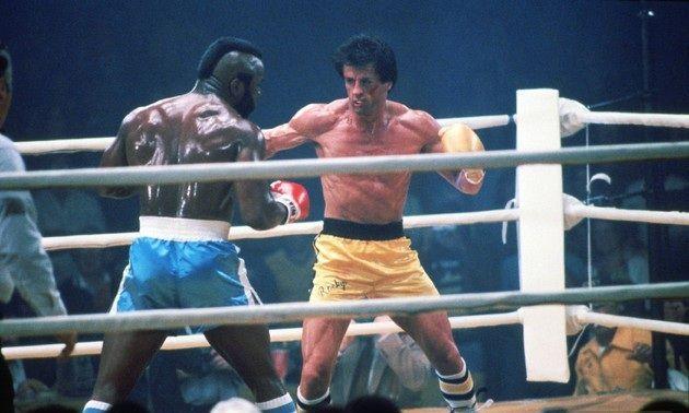 ¿En qué asalto vence Clubber Lang a Rocky y  se proclama el nuevo campeón en la primera pelea a la que se enfrentan?