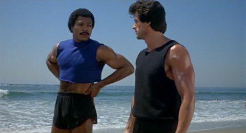 ¿A qu ciudad de Estados Unidos se lleva Apollo a Rocky para iniciar un nuevo entrenamiento que le permita vencer a Lang?