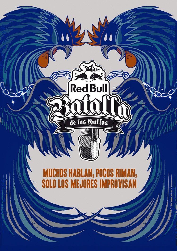 4817 - REDBULL BATALLA DE GALLOS: ¿Sabrías acabar cada rima? Nivel: Fácil