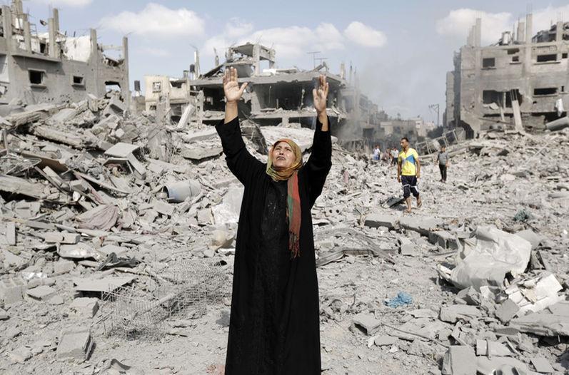 Las fronteras de Israel y Palestina siguen siendo objeto de enfrentamiento y odio entre ambos países.