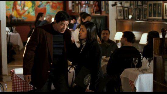 ¿Cómo se llama el Restaurante que regenta Rocky en la actualidad tras dejar el boxeo hace años?