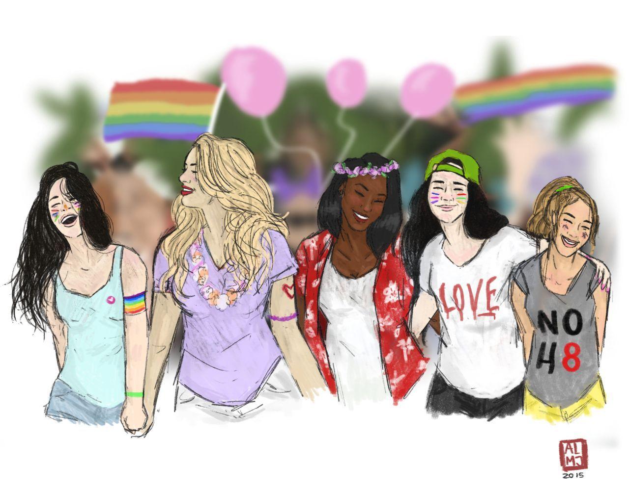 4835 - ¿Cuántas famosas de la comunidad LGBT conoces?