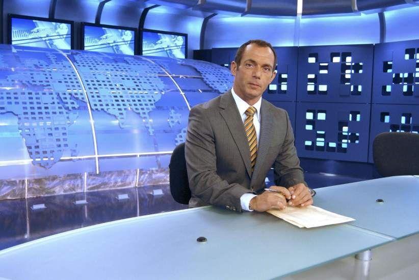El noticiero de TV informa lo siguiente: