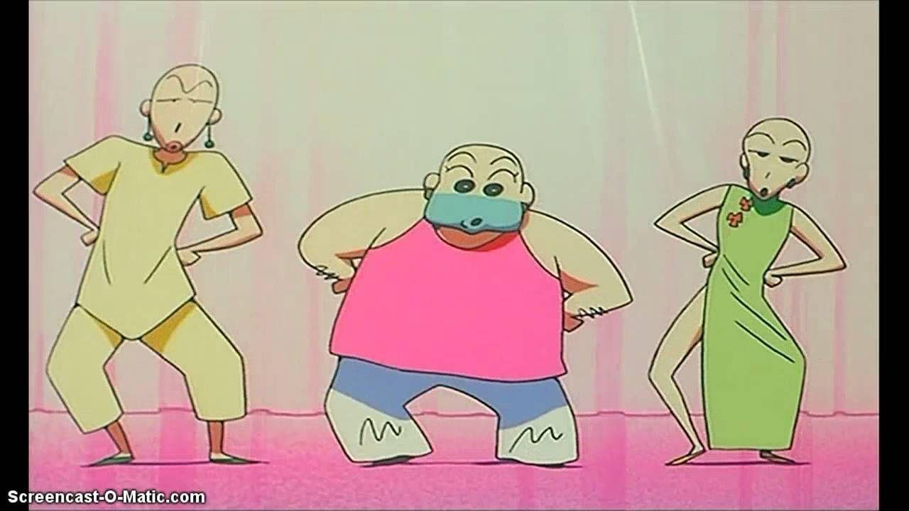 ¿Quiénes son estos personajes?