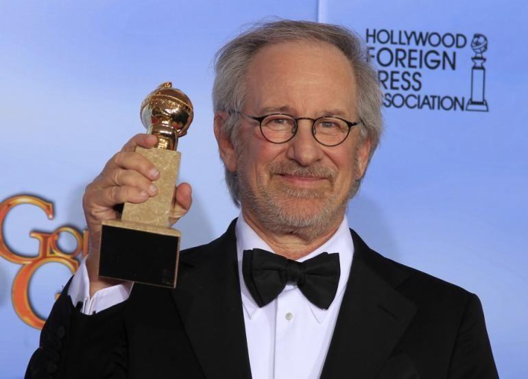 ¿Cuántos globos de oro ganó Spielberg por su película Lincoln?