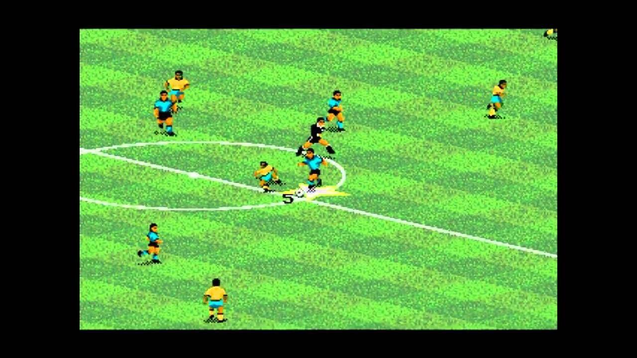 ¿En qué año salió el primer videojuego de FIFA?