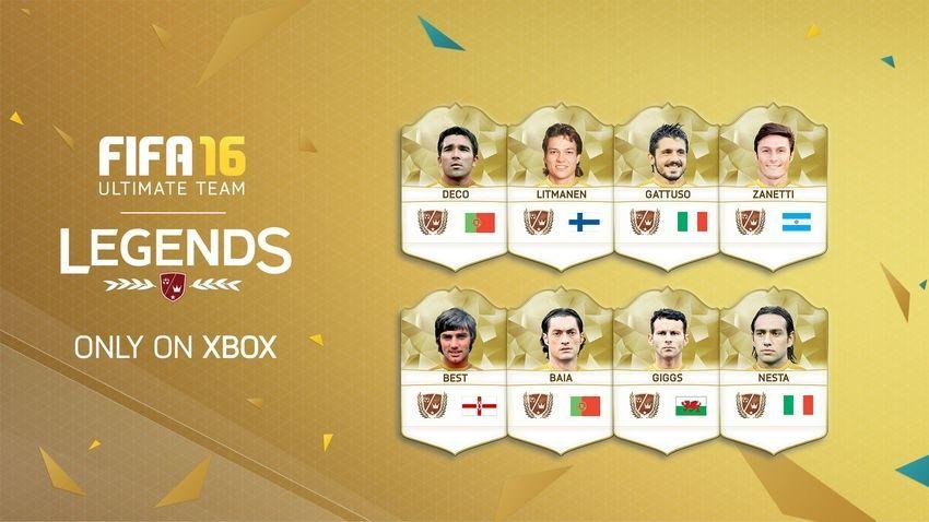 ¿Cuál es la leyenda con más media en el FIFA 16? (Ultimate Team)