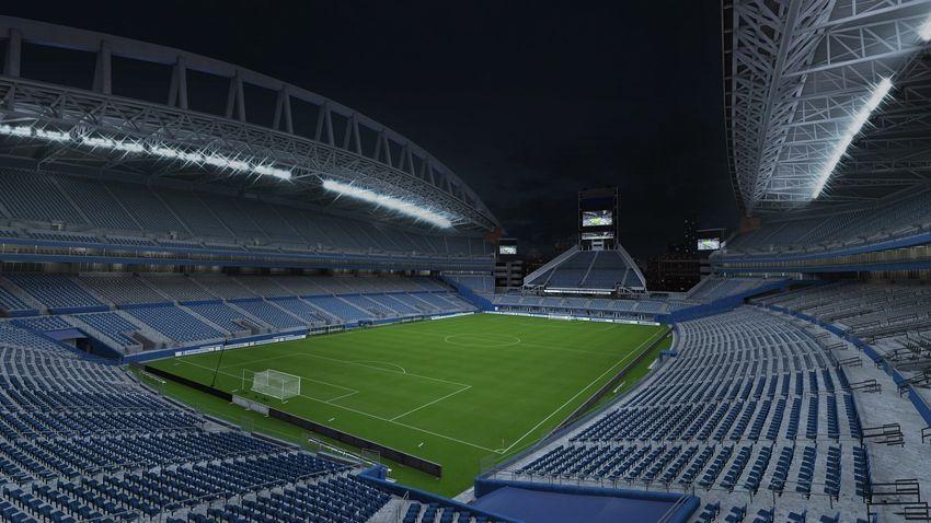 ¿En el FIFA 16, EA ha conseguido hacerse con los derechos de todos los estadios de que liga?