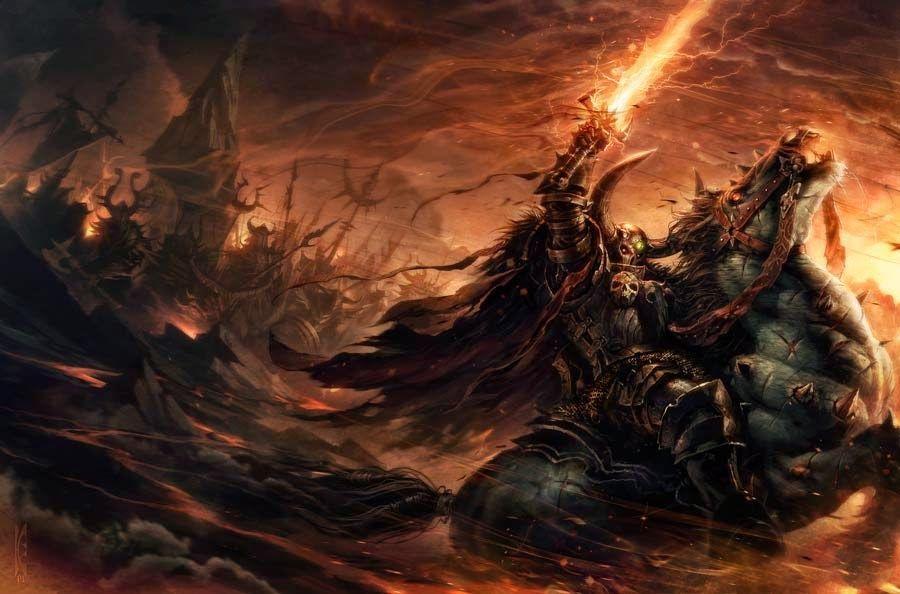 La voz de alarma suena! La aldea está siendo atacada por bárbaros!