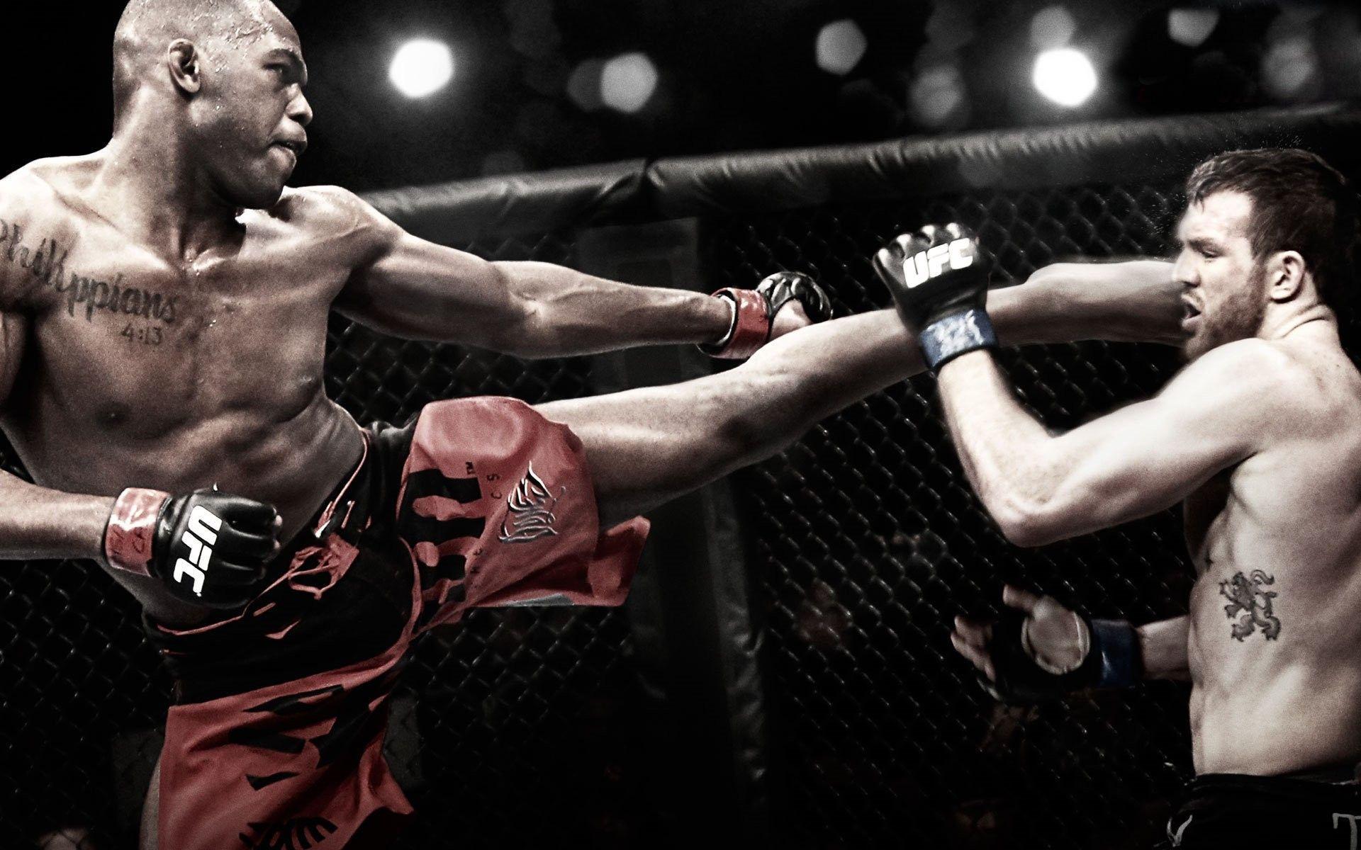 5038 - ¿Reconoces a todos estos profesionales de las artes marciales?